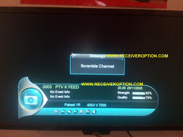 NEOSIT 500 MAGIC SUPER TV HD RECEIVER BISS KEY OPTION