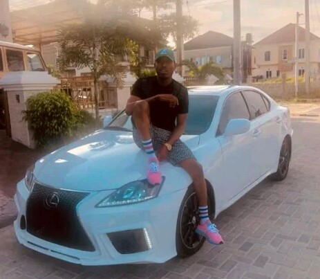 Mr 2kay shows-off his new 2015 Lexus 250
