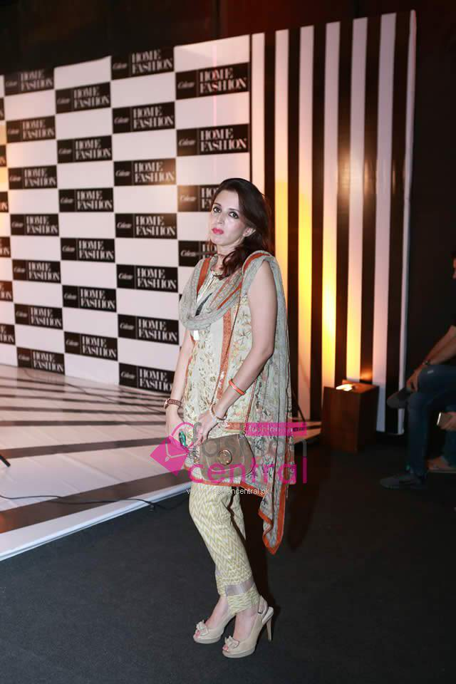 Sahar Malik Launched Celeste Home Fashion at nine arches mall on mm alam road gulberg.  The event was beautifully managed by sana bhatti and ali sethi sang live and Katri an interior designer from paris displayed her bespoke line of home furniture.