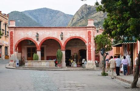 Bernal, Quéretaro, México, pueblo