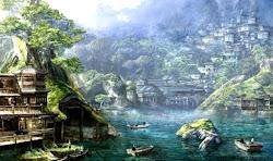 fantasy landscape landscapes wallpapers amazing
