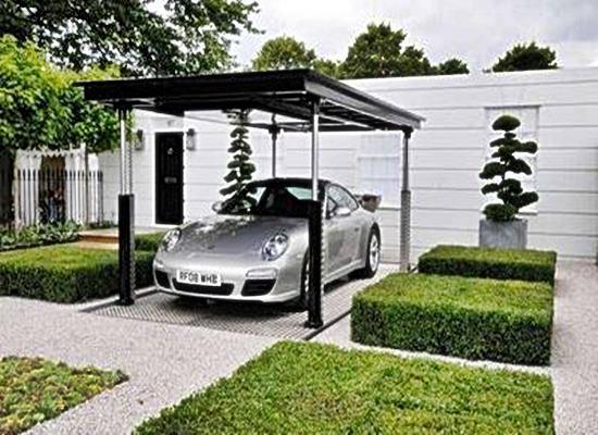 Model Desain Garasi Rumah
