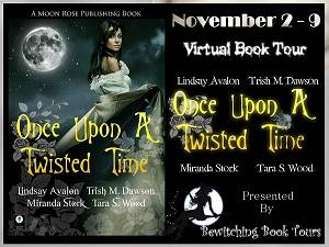 Book Spotlight: Once Upon a Twisted Time: An Anthology of