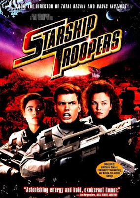 Nhện Khổng Lồ 1 - Starship Troopers 1