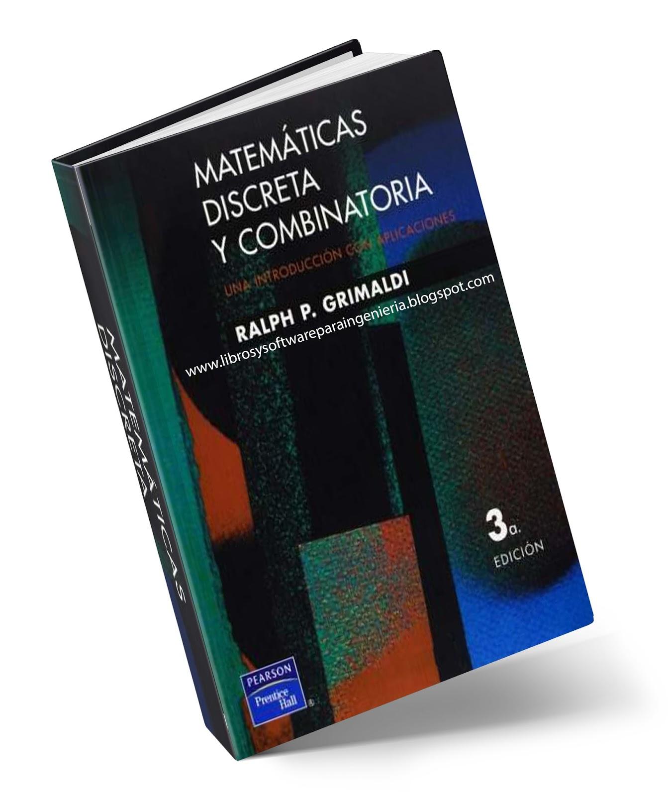 Matematica discreta y combinatoria grimaldi