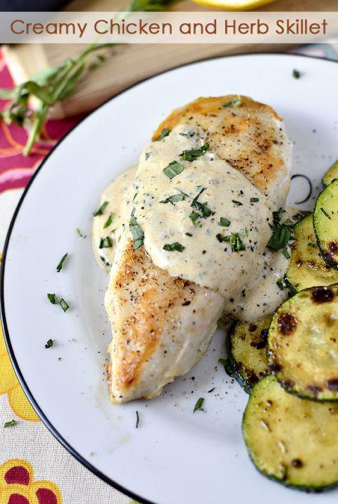 Healthy Chicken Breast Recipes - Gluten-Free Chicken ...