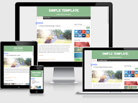Download Simple Responsive Blogger Template
