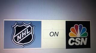 TamirMoore com: 2018 / 2019 NHL on CSN Schedule