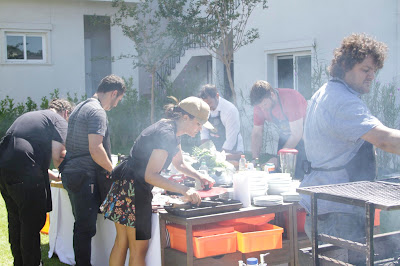 Na foto: Prova externa com participantes. Crédito: Gabriel Gabe/SBT