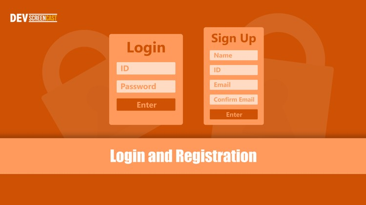PHP: Complete Login and Registration System with PHP & MYSQL  - Udemy