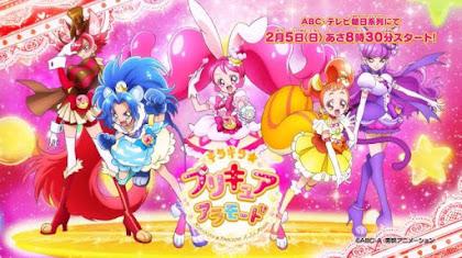 Kirakira☆Precure A La Mode Episódio 3