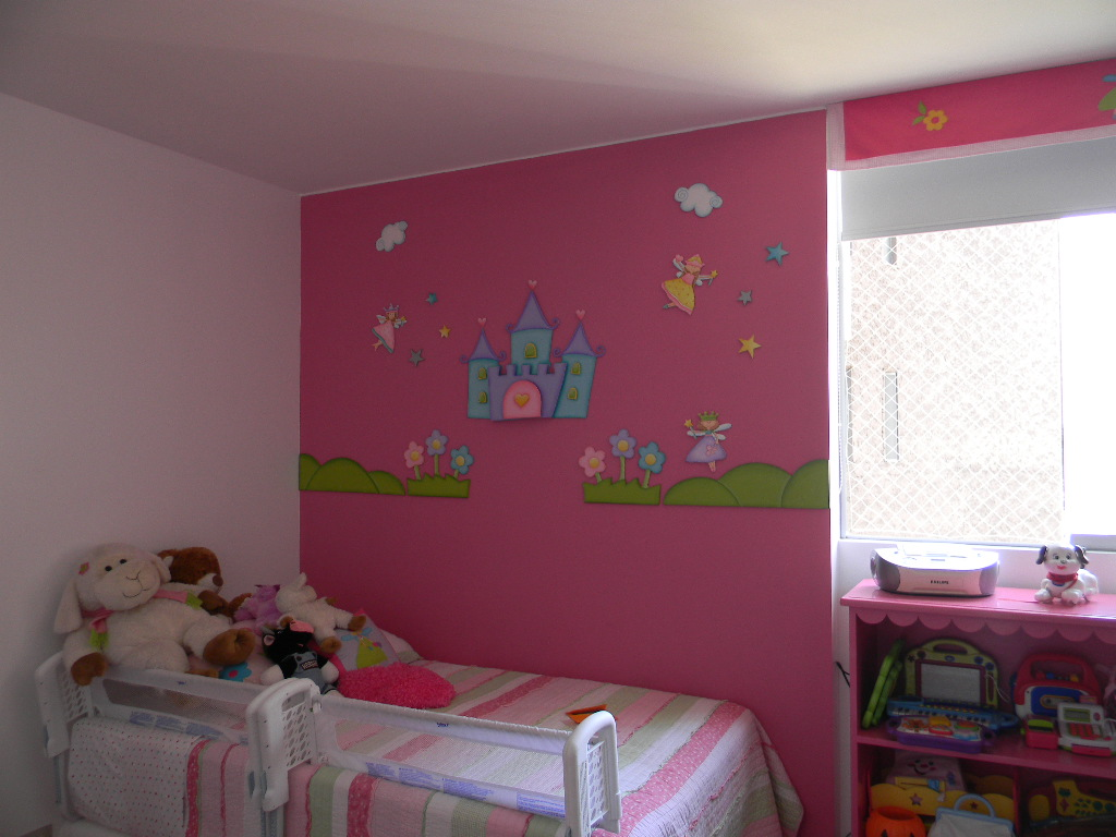 Casa hope decoracion integral de dormitorios para bebes - Colores pintura dormitorio ...