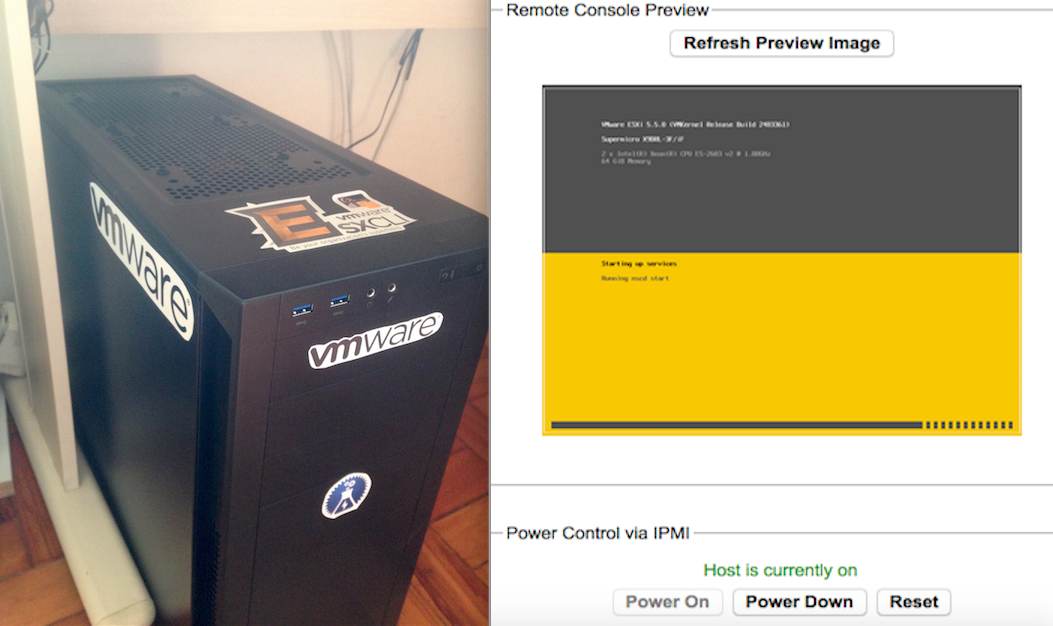 Just Another IT blog: ESXi Home Lab