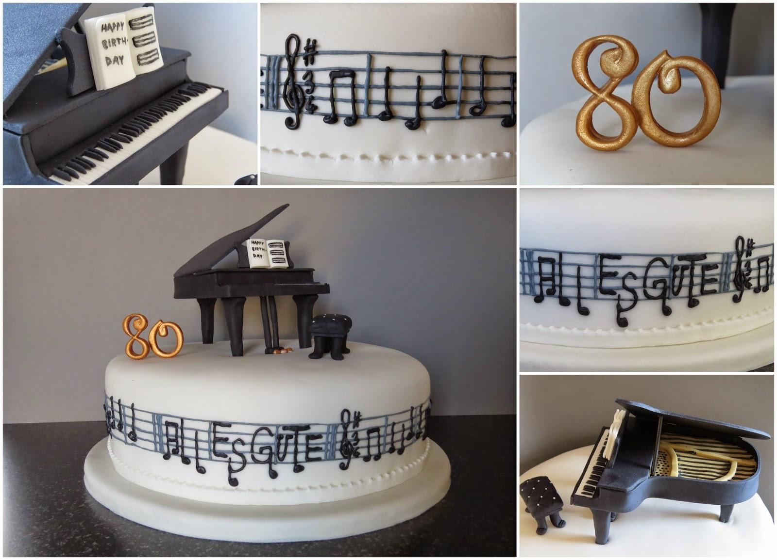 Pianokuchen