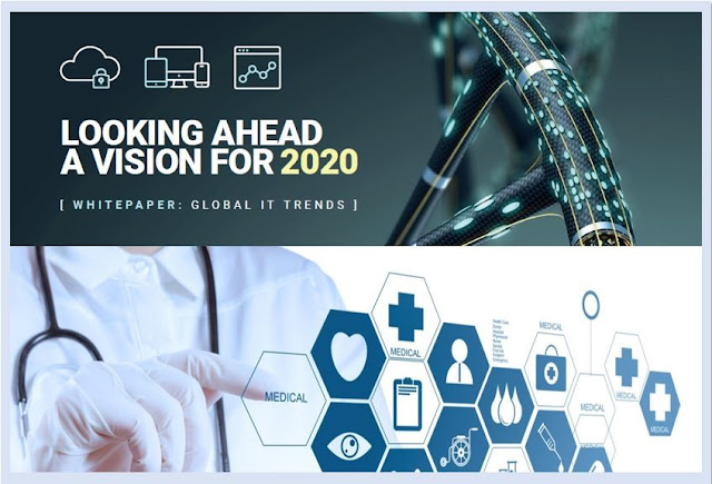 Looking to 2020 – IT trends in the Healthcare Sector