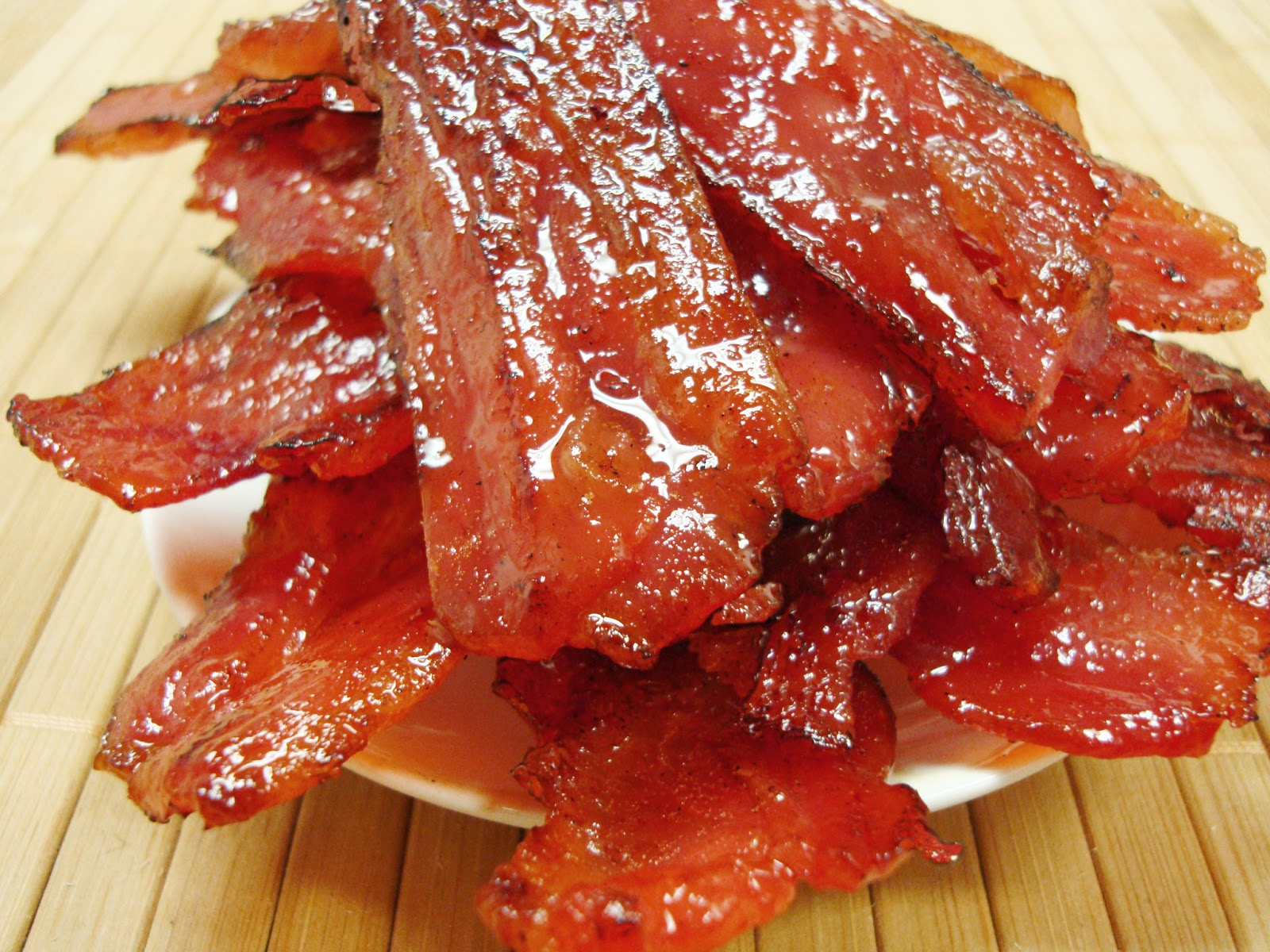 Made to Order Fire-Grilled Oriental Bak kwa.