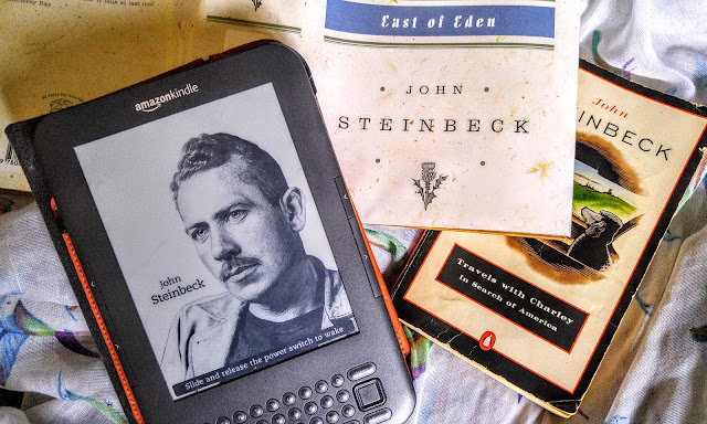 books--john steinbeck