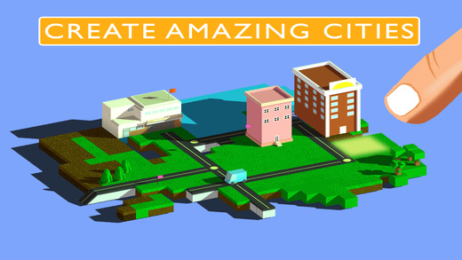 لعبة Blox 3D City Creator