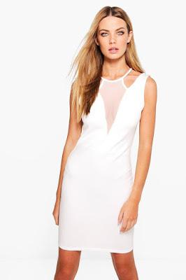 Galeria de Vestidos de Fiesta Blancos