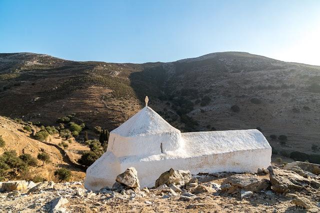 St Eustache-Vallée de la Traghea-Naxos-Cyclades