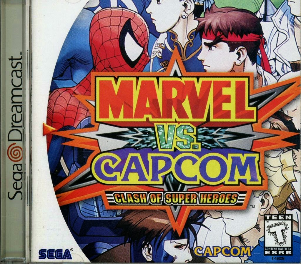 Marvel Vs Street Fighter Download Para Pc - ggettpc