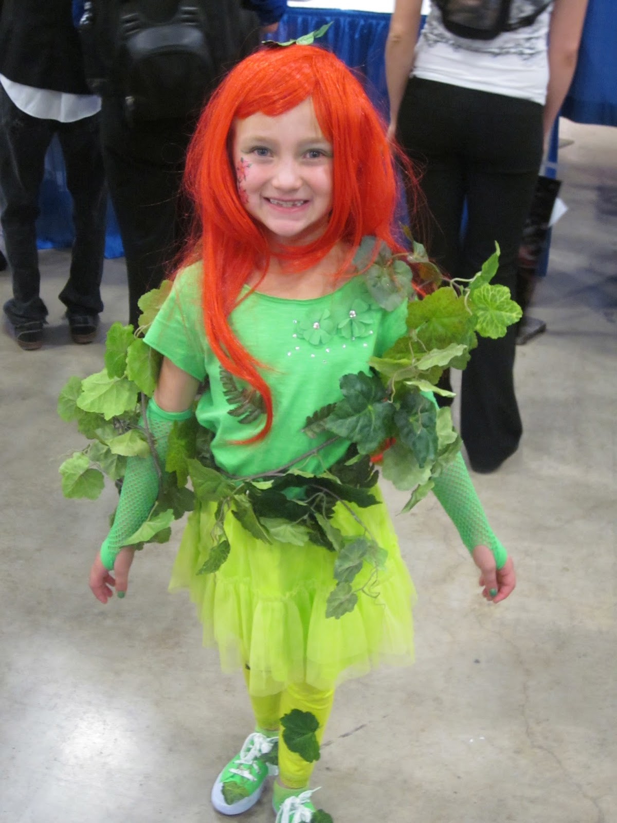Perhapablog And Other Ramblings Albuquerque Comic Expo. SaveEnlarge · Poison Ivy Tutu Dress Poison Ivy Halloween Costume Poison  sc 1 st  Meningrey & Poison Ivy Costumes For Kids - Meningrey