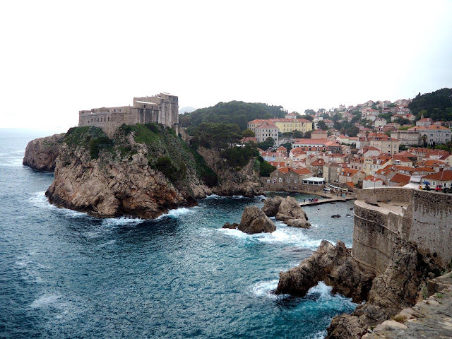 Blackwater Bay & Fort Lovrijenac, Dubrovnik, Croatia