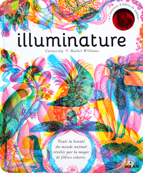 Illuminature de Rachel Williams et Carnovsky - éditions Milan