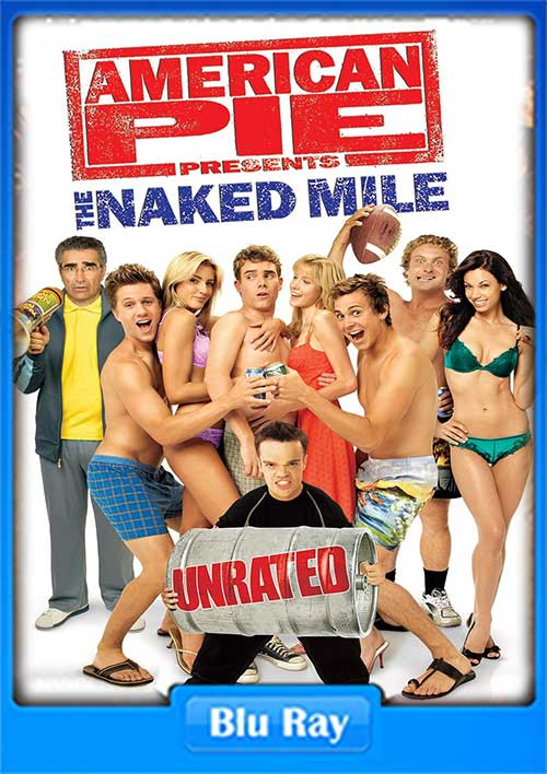 American Pie Presents The Naked Mile 2006 1080p BluRay 1.03GB HEVC Poster