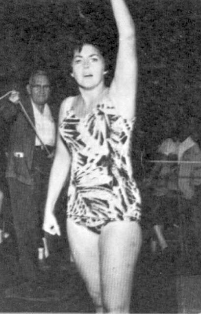 Womens Pro Wrestling Barbara Nichols V Belle Starr -8639