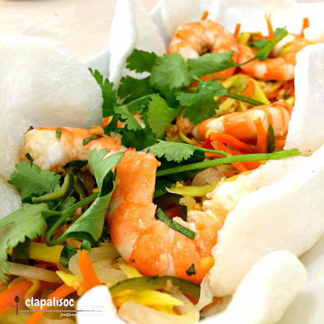 Prawn Mango Salad from Tra Vinh