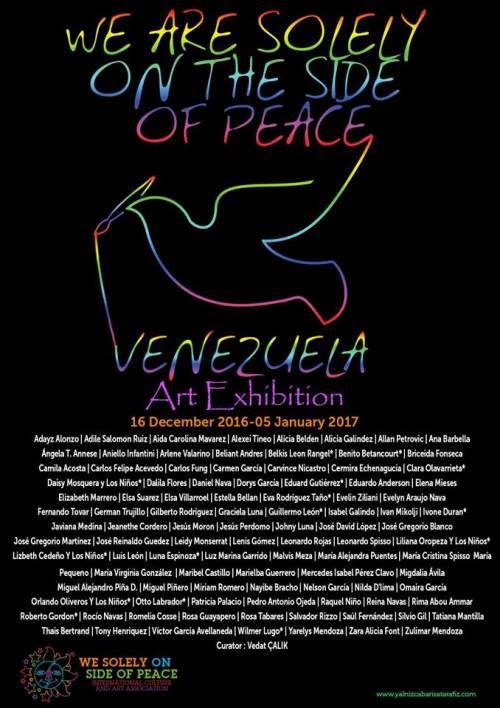Arte, Pintura, Escultura, Performance. Valencia, Venezuela