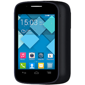 Alcatel OneTouch Pop 2 (black)