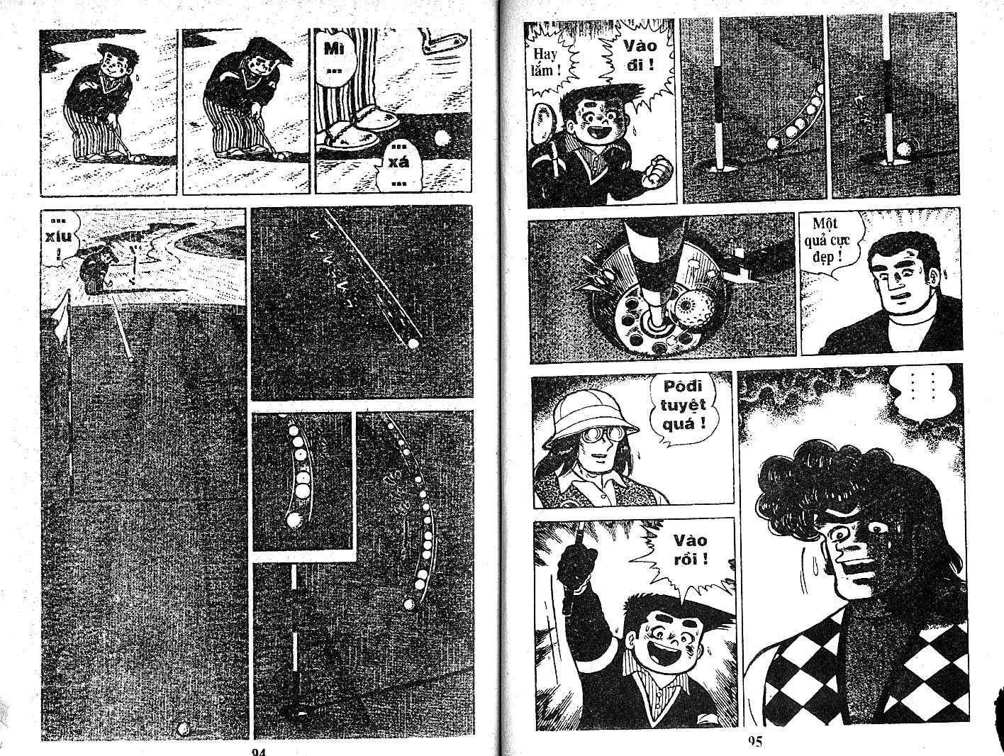 Ashita Tenki ni Naare chapter 24 trang 45