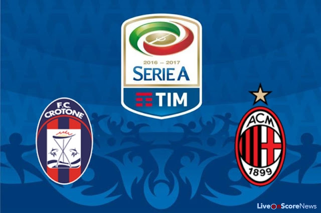 CROTONE VS AC MILAN HIGHLIGHTS AND FULL MATCH