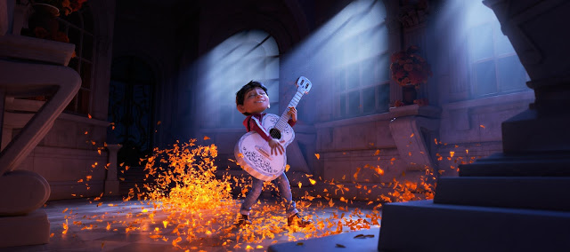 "A young boy finds stardom and death in Pixar's ""Coco"""