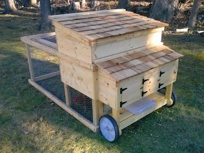 http://bensnaturalbuilding.blogspot.com/2017/04/building-all-natural-chicken-tractor.html