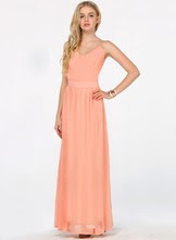 http://www.shein.com/Peach-V-neck-Spaghetti-Straps-Backless-Maxi-Chiffon-Dress-p-164185-cat-1727.html?aff_id=3465
