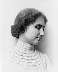 Character sketch of helen keller in her early life about 200-300 Words