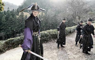 Legend of the Blue Sea 2 Aksi Lee Min Ho Joseon