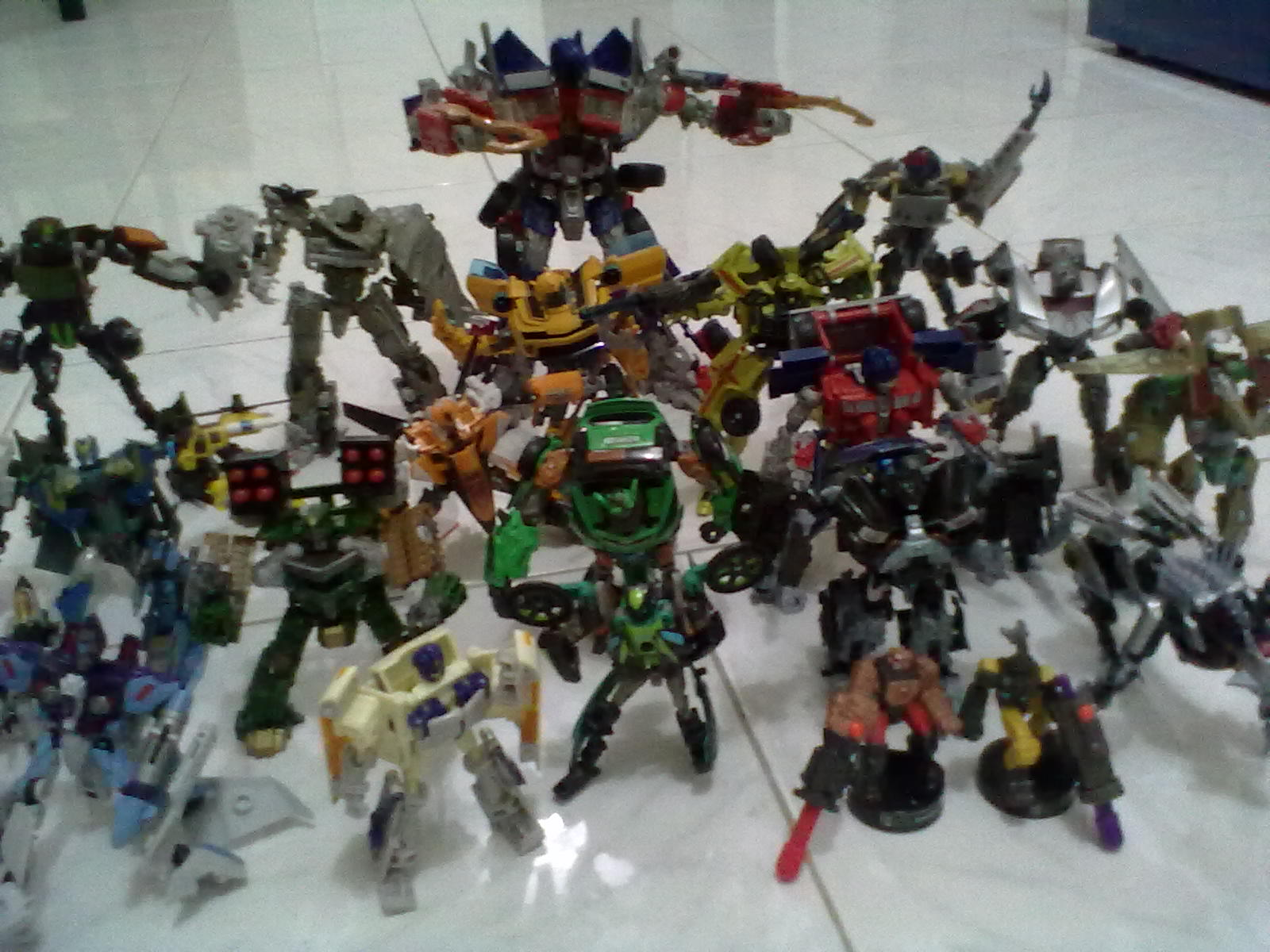 I say...: MY 5 PERSONAL FAVORITE TRANSFORMERS CHARACTERS