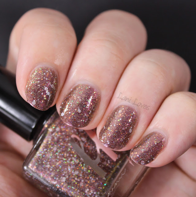 Femme Fatale Treesong Nail Polish Swatches & Review