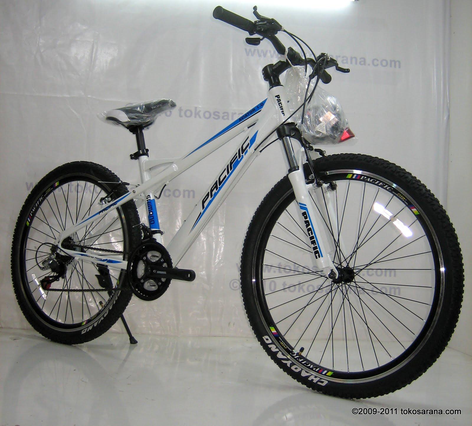 tokomagenta: A Showcase of Products: Sepeda Gunung Pacific