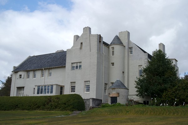 écosse scotland helensburgh hill house mackintosh
