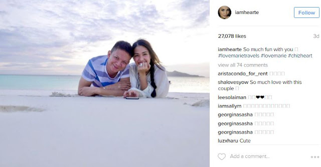 Check Out Heart Evangelista's Graceful Body In A Bikini Here! ABSOLUTELY MUST-SEE!