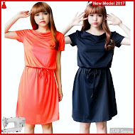 JDB030 FASHION Dress Hema Perempuan 2 BMGShop