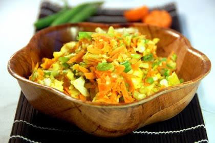 Ini nih resep masakan orak-arik sayuran