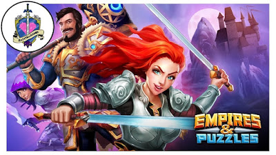 Empires & Puzzles RPG Quest Mod (Unlimited Gold + No Ads) Apk Download
