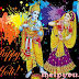 I wish you to have a colorful holi