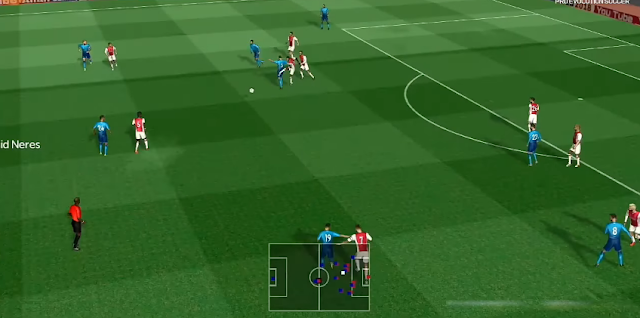 pes 19 apk and data